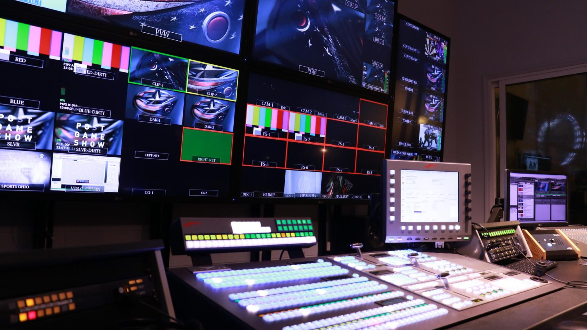 GET PROFESSIONAL Audio Visual PRODUCTIONS by Expert Engineers