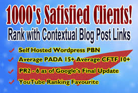 I will boost rankings with up to 160 high da SEO blog posts