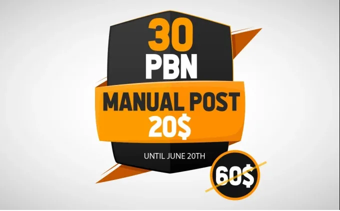 I will provide 30 pbn permanent homepage pbn backlink with high da pa