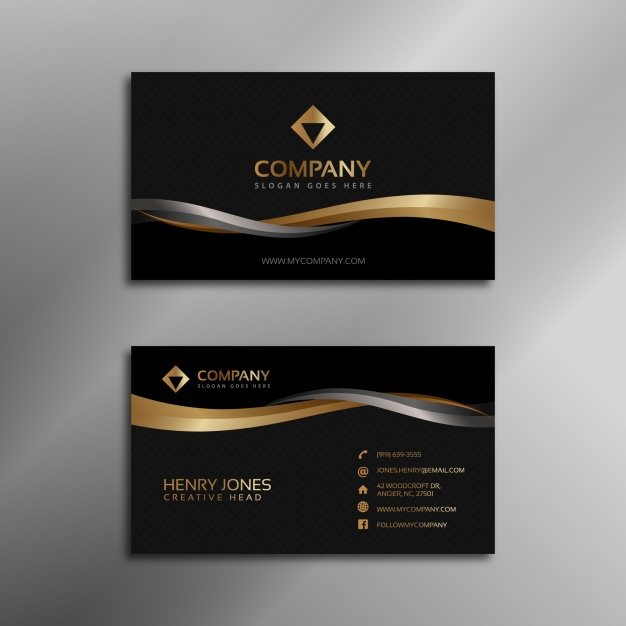 Create Awesome Looking Business Cards Within One Day