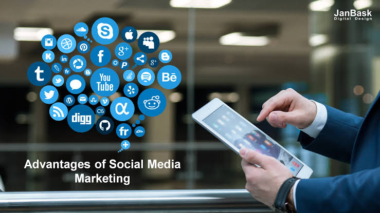 Make a brand through SOCIAL MEDIA MARKETING
