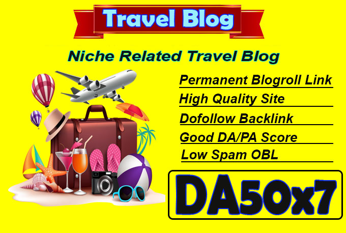 give link da50x7 site travel blogroll permanent