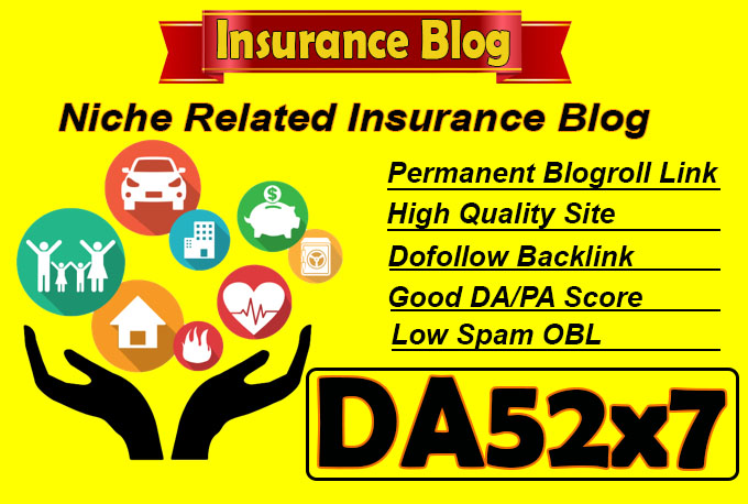 give you da52x7 site insurance blogroll permanent