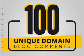 I will do 100 unique domain high authority backlinks