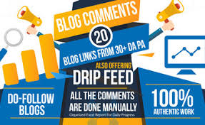 1 will submit 20days daily dripfeed 20 backlinks for daily update