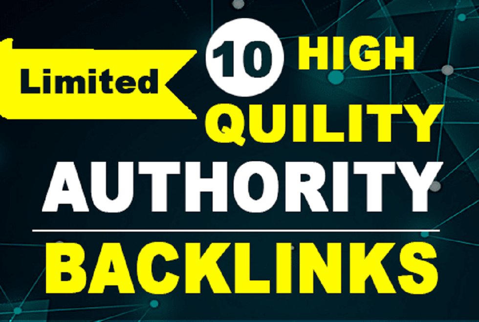Write & Guest post on 10X high DA70-95+ sites with best permanent backlinks