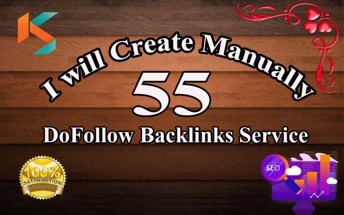 I will do 55 dofollow blog comment on high pa da links