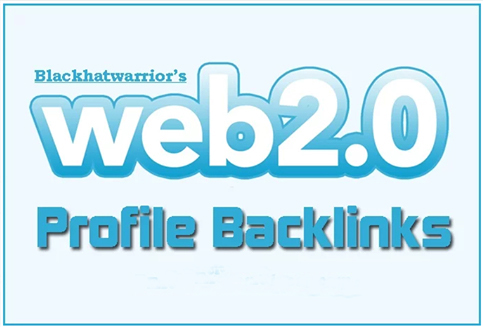 Add create over 150 web 2, 0 profile backlinks on high page rank sites