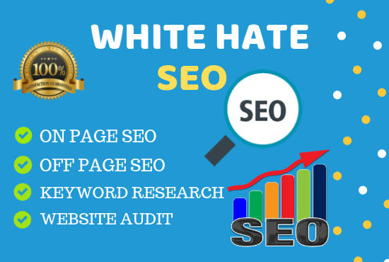 Do complete website SEO and google ranking