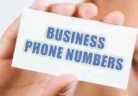 will collect list of businesses phone numbers