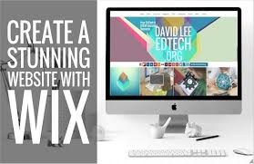 I will design wix website or redesign wix website
