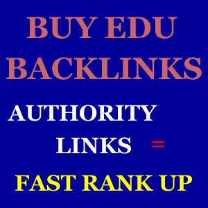 Get edu/gov 666+ HQ Backlink guaranteed Fast Ranking up