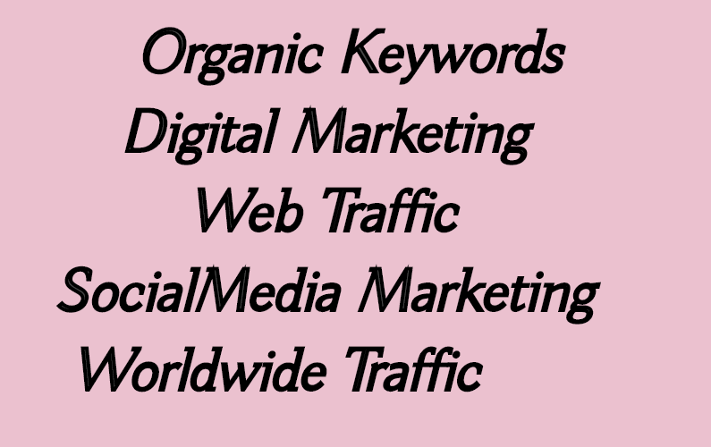 Get Real WorldWide Traffic 30 Days with Search Keywords Digital Marketing By Google, Facebook, Youtube