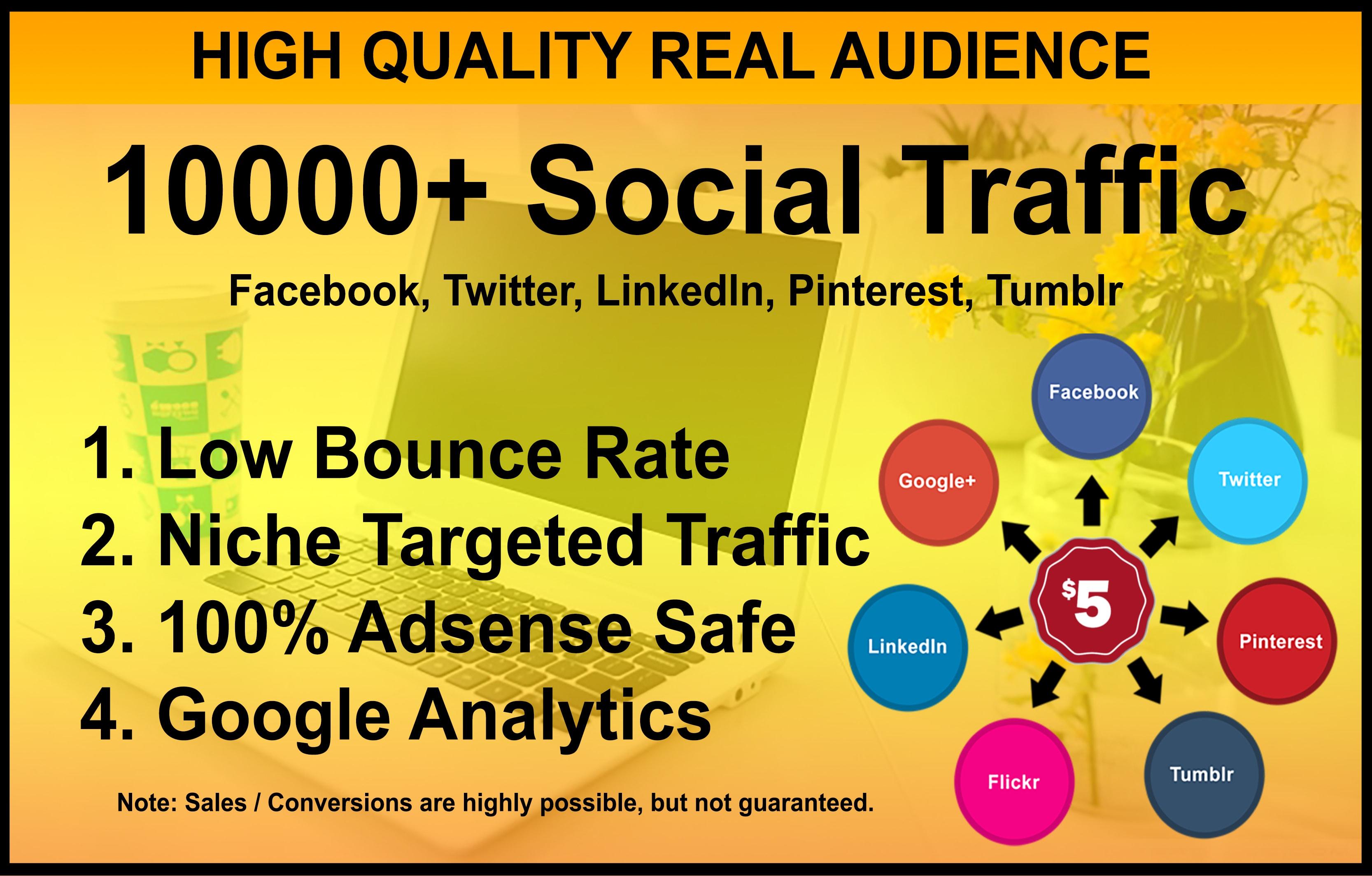 Real Human 30 Days Traffic Google Keywords SocialMedia Visitors By digital marketing.