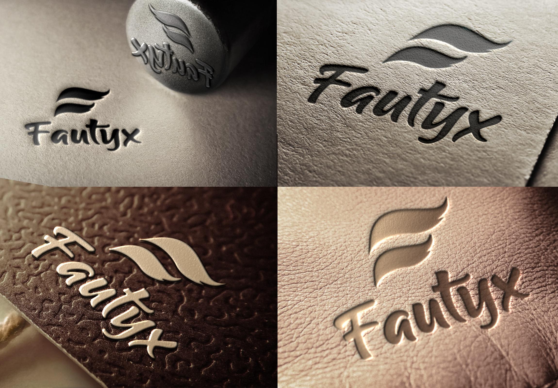 Iwill create an epic Photorealistic 3d logo mockups