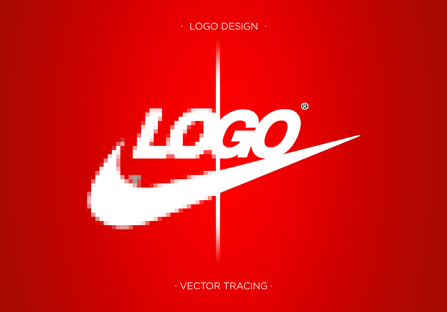 LOGO DESIGN AND VECTOR TRACING for professional and personnal use