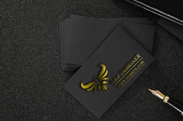 Business card,  photoshop,  logo