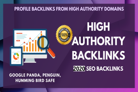 I will provide High DA Web 2.0 Blog Post Backlinks To Rank No 1 On Google
