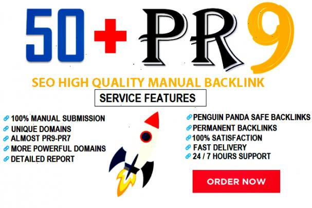 I will do 50 manual blog comments backlink high tf