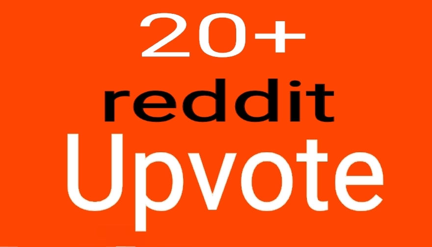 20+ High Quility World Wide Reddit Upvote