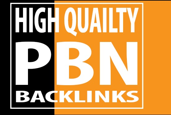 50 High DA PA TF CF HomePage PBN Backlinks - High Quality Dofollow Backlinks