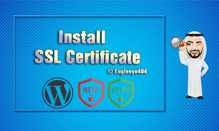 I Will install SSL Certificate on your any Website