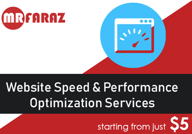 speed up / optimize your wordpress website