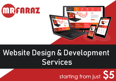 create premium quality wordpress website