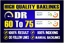 Permanent DR 60 To 70 Homepage PBN Dofollow High Authority Backlinks