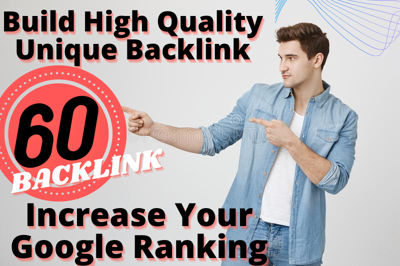 I Build 60 High Authority Backlink With Pr7,  Pr8,  Pr9 With 100 Rank Guarantee
