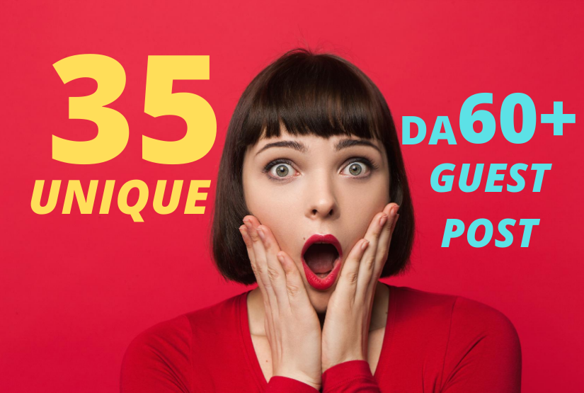 Starting Da 95 authority 35 Seo expert choice guest post and blog submission