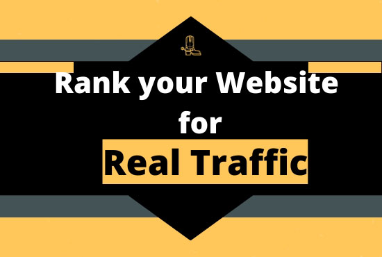 I will rank your website 1st page of google guaranteed