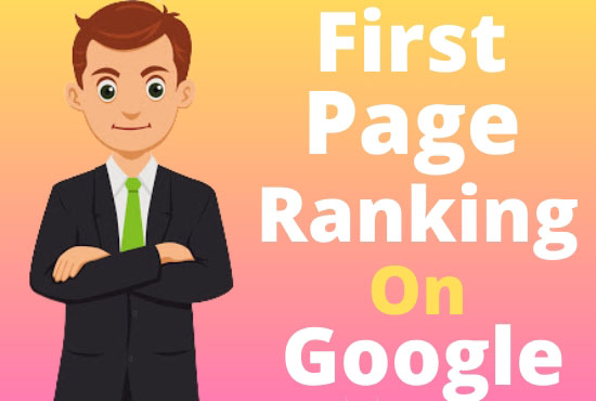 I will rank your website 1st page of google 100 guaranteed