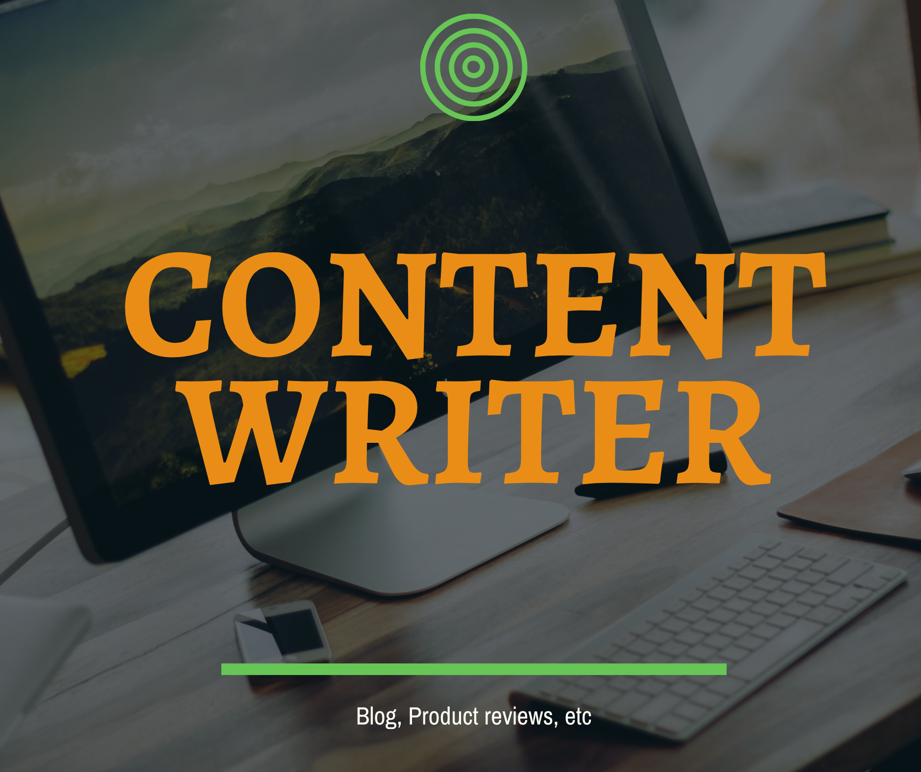Experienced Writer That Will Do Blogging and Product Reviews