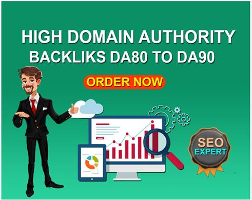 Make high da quality dofollow backlinks