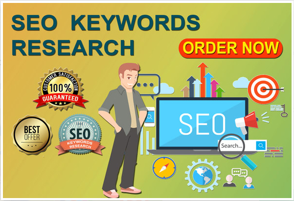 Do website SEO keywords research