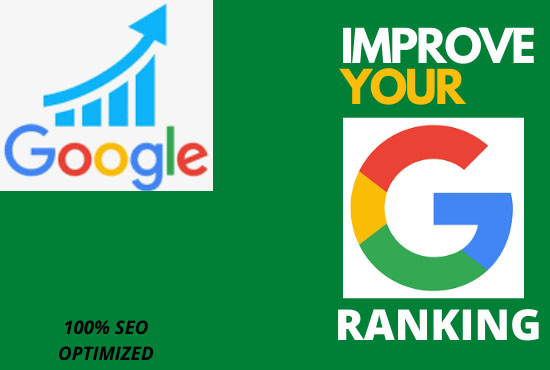 RANK First Page on GOOGLE with Manual Linkbuilding