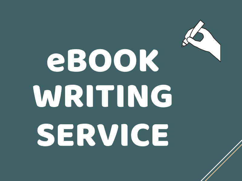 I will write you an ebook based on your idea