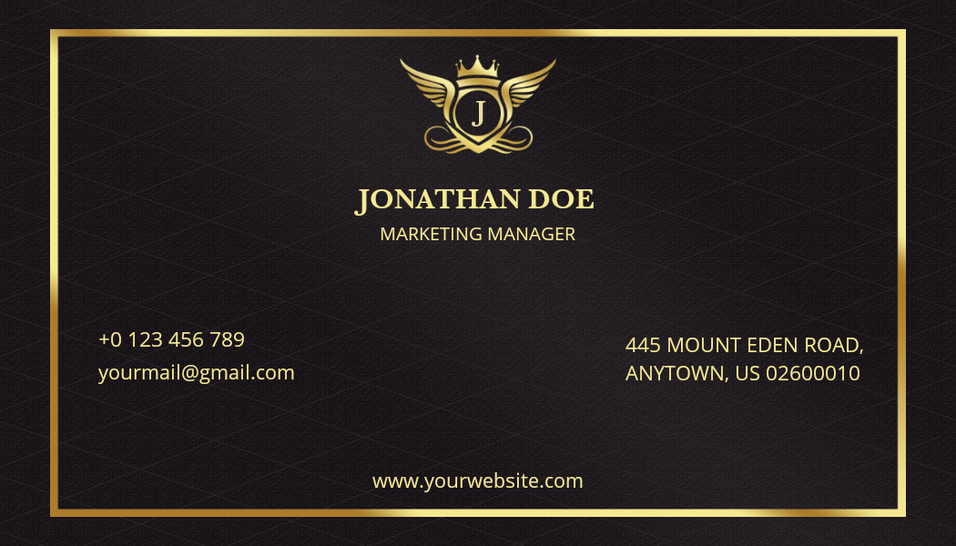 Will create an amazing and unique business card for your company
