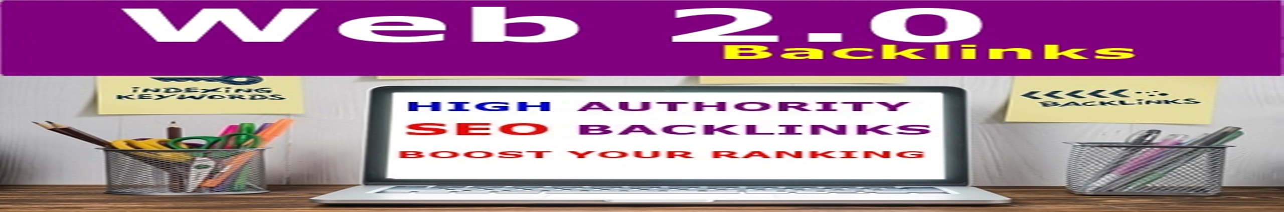 build quality web 2 0 backlinks to boost google ranking