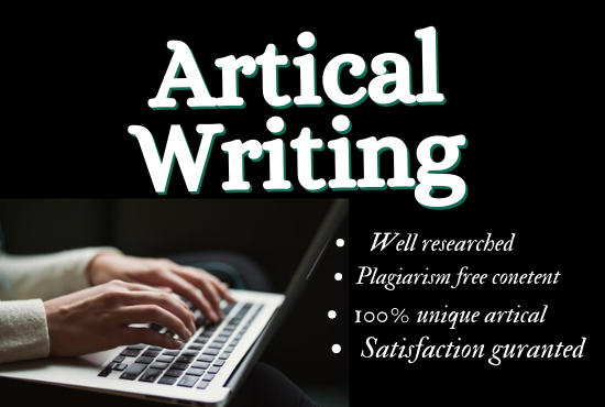 i will write SEO friendly 500 words unique article for your website