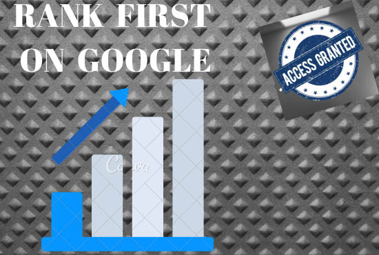 I will greatly improve your search rankings on google