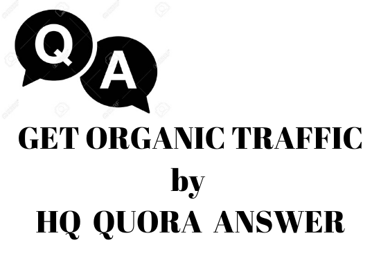 I Will Create 20 High Quality Backlinks with Quora Answer Posting