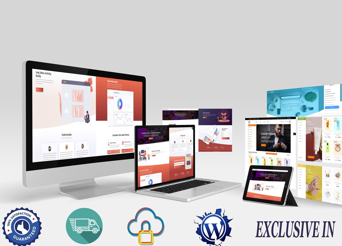 I will do wordpress themeforest theme installation and customization full website creation 24 hours