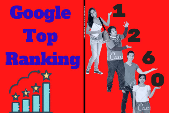Top Ranking your website in Google with safe backlinks