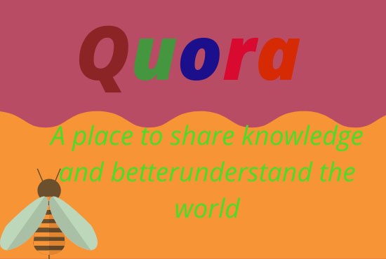 I will do Promote your Website by 30 Quora Answer Backlinks for 15