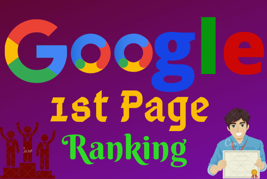 2020-Rank Your Website on GOOGLE FIRST PAGE Within 3 Weeks