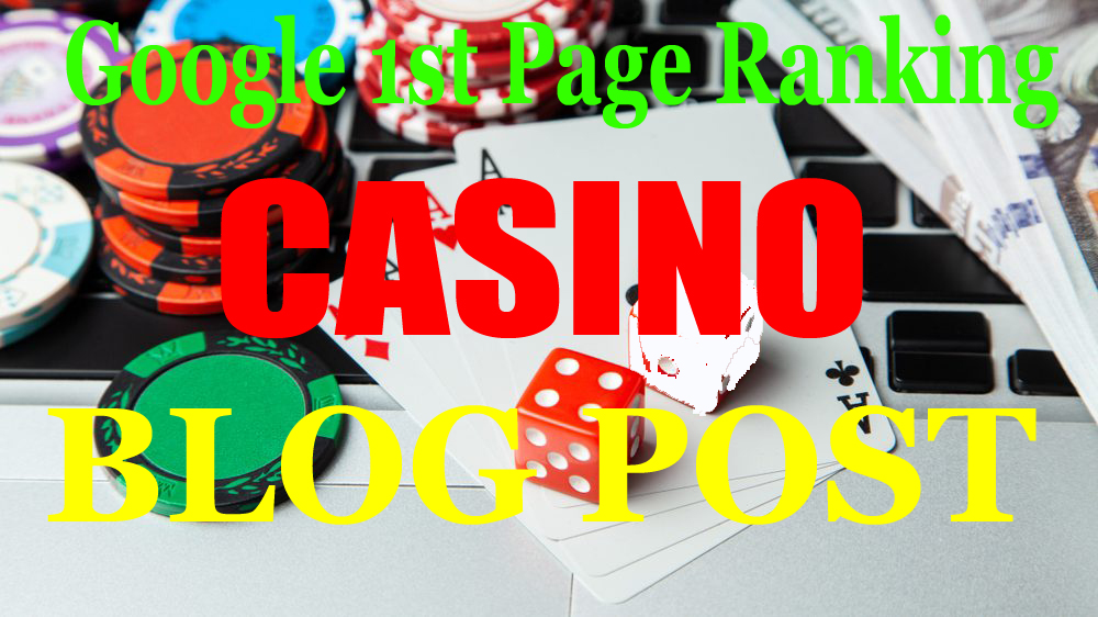 100 CASINO/POKER/Gambling High Quality Pbn Backlinks on high authority sites