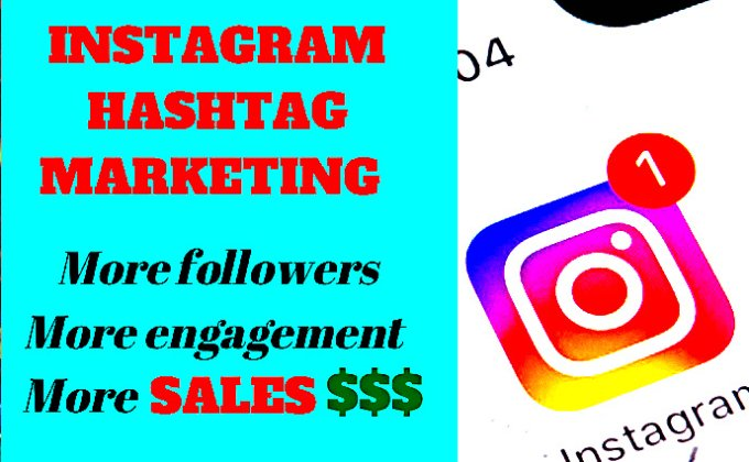 I will create an effective instagram hashtag growth strategy