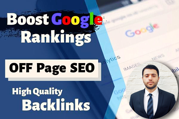 I will do monthly off page SEO service with manual high quality backlinks
